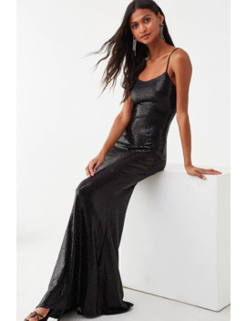 Cami Sequin Gown by Forever 21