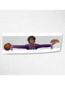 """Prince 6"""" Wings Sticker   Dave Chappelle, Wings Series Sticker, Chappelle Show, Game Blouses, Prince & The Revolution, Prince Pancakes by Etsy"""