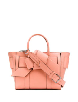 X Acne Studios Tote Bag by Mulberry
