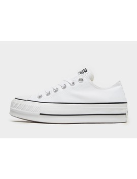 Converse Chuck Taylor All Star Lift Canvas Low Top Women's by Jd Sports