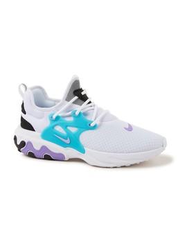 React Presto Sneaker Met Gebreid Bovenwerk by Nike