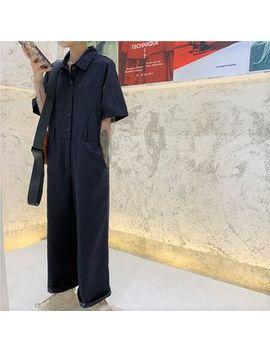 J Style   Short Sleeve Jumpsuit / Long Sleeve Leopard Print Mesh Top by J Style