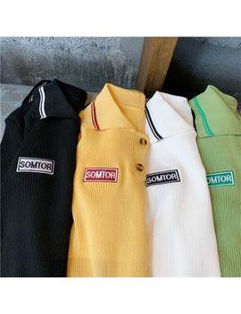 Shopherd   Short Sleeve Knit Polo Shirt by Shopherd