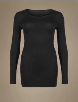 Heatgen™ Thermal Longline Top by Marks & Spencer