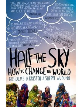 Half The Sky by World Of Books