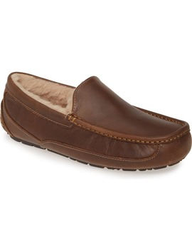 Ascot Leather Slipper by Ugg®