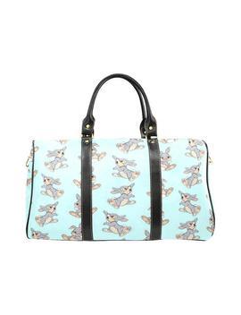 Thumper Travel Bag | Thumper Duffel Bag | Disney Duffel Bag | Disney Travel Bag | Disneyland Bag | Disney Suitcase | Disneyland Duffel Bag | by Etsy
