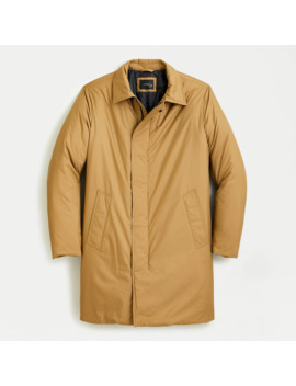 Ludlow Insulated Trench Coat With Eco Friendly Prima Loft® by Ludlow Insulated Trench Coat With Eco Friendly Prima Loft