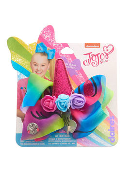 Jo Jo Siwa™ Mini Unicorn Queen Hair Bow by Claire's