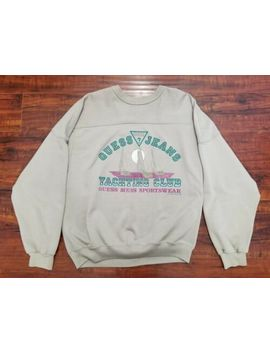 Vintage 1986 Guess Jeans Yachting Club Sweater Men's Size Xl Georges Marciano by Guess