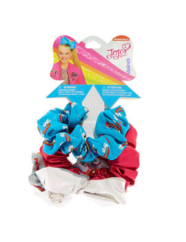 Jo Jo Siwa™ Rainbow Scrunchies   3 Pack by Claire's