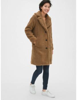 Teddy Coat by Gap