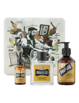 Coffret Barbe Wood & Spice by Proraso
