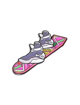 Hype Hoverboard Pin by Etsy