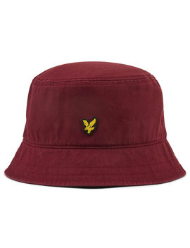 Bucket Hat by Lyle & Scott