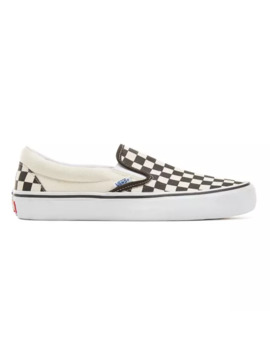 Checkerboard  Slip On Pro Shoes by Vans