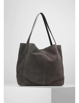 Leather   Shopper by Kiomi