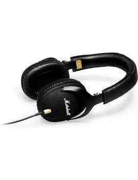 Auscultadores Com Fio Marshall Monitor (On Ear   Microfone   Preto) by Worten