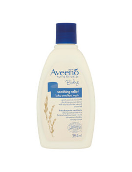 Aveeno Baby Soothing Relief Emollient Wash 354ml by Aveeno