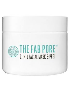 Soap & Glory Fab Pore 2 In 1 Facial Pore Purifying Mask & Peel 30ml by Soap & Glory