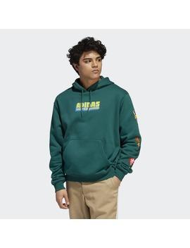 Food Party Sweatshirt by Adidas