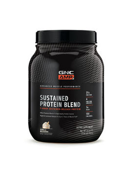 Gnc Amp Sustained Protein Blend by Gnc