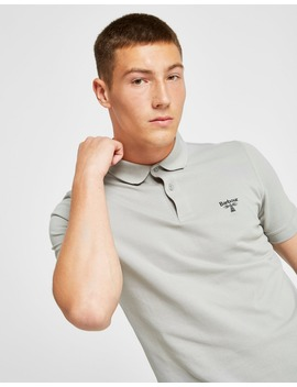 Barbour Beacon Core Short Sleeve Polo Shirt by Jd Sports