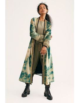 Age Of Aquaria Duster by Free People
