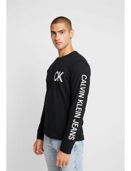 On The Back Longsleeve   Longsleeve by Calvin Klein Jeans