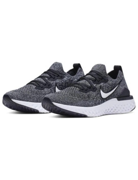 Epic React Flyknit 2 Junior Running Shoes by Nike