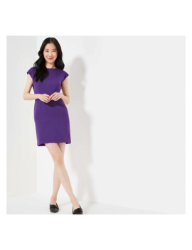 Jacquard Knit Dress by Joe Fresh