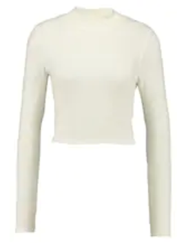 Cosy Funnel Neck   Longsleeve by Bdg Urban Outfitters