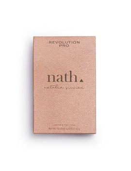 Revolution Pro X Nath Neutrals Shadow Palette by Revolution