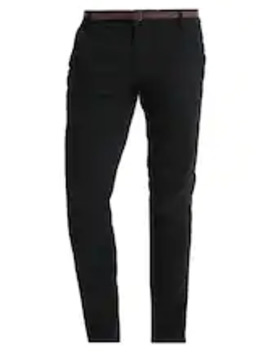 Classic Stretch With Belt   Broek by Lindbergh