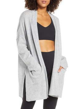 Elevate Wool & Cashmere Wrap by Zella