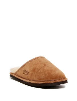 Alpine Genuine Shearling Slipper by Staheekum
