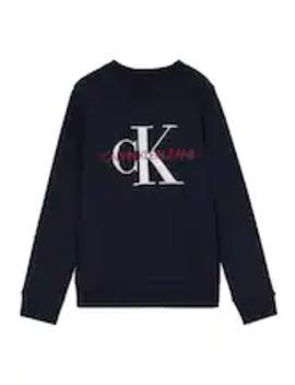 Monogram   Sweatshirt by Calvin Klein Jeans