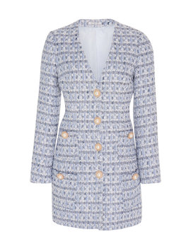 Need Your Love Tweed Mini Dress by Atoir