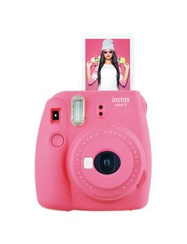 Fujifilm Instax Mini 9   Flamingo Pink   600018152 by Fujifilm