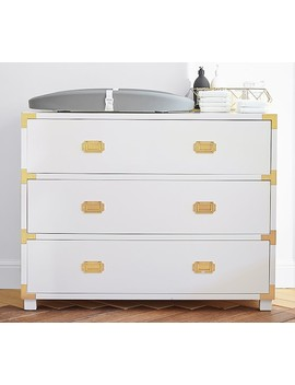 Gemma Campaign Dresser by Pottery Barn Kids