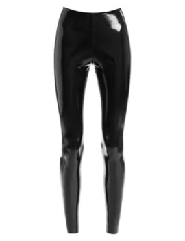 Classic Faux Patent Leather Leggings by Commando