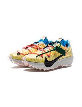 Nike X Off White Women's Vapor Street   Touryellow/Lightbone by Undefeated