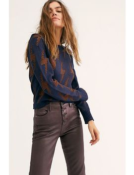Like Lightning Pullover by Free People