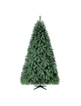 Holiday Time Unlit 7.5' Donner Fir Artificial Christmas Tree by Holiday Time