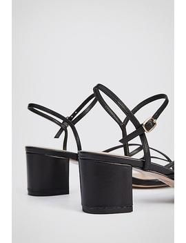 Vanessa Leather Heel by Witchery