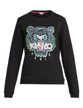 Slim Fit Classic Sweatshirt by Kenzo