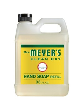 Mrs. Meyer's Honeysuckle Liquid Hand Soap Refill   33 Fl Oz by Mrs. Meyer's Clean Day