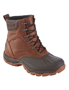 Men's Storm Chaser Boots 5, Lace Leather by L.L.Bean