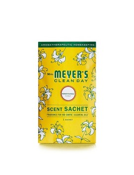 Mrs. Meyer's Honeysuckle Scent Sachet by Mrs. Meyer's Clean Day