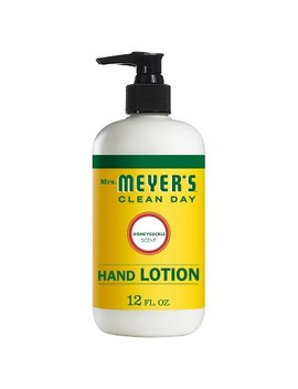 Mrs. Meyer's Honeysuckle Hand Lotion   12oz by Mrs. Meyer's Clean Day